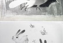 conejitos / by Bonnie Bubú