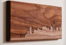 Auburn Oaks • Wood Products / Inspirational products made from wood - Fall 2014 Studio / by Jerrod Windham