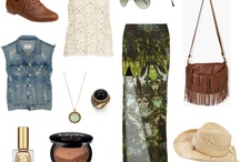 Music Festival Inspiration / Your go-to looks for Coachella, Outside Lands, etc. / by bare magazine