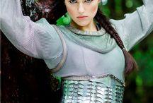 Garb: Warrior / by Christine Athena