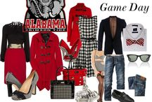 Style: Sport & Game / Fashions based on team colors / by Shery Kearney