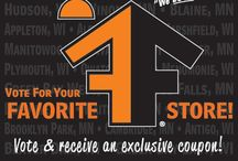 Promotions / Promotions going on now, just for you! / by Fleet Farm