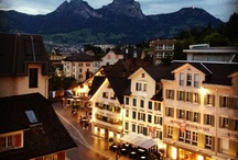 Switzerland:Almost Heaven / by Deborah Browning