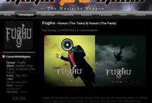 Fughu's Reviews / by Fughu Progressive Metal Band