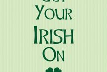 Get Your Irish On / by Maddy P.