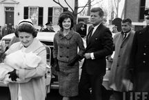 The Kennedys / by Betty Francis