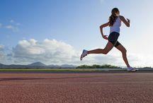 Running & running / by Melissa George