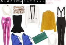 FLYY { collages } / Our collages from Polyvore! Follow us there too! / by Leslie