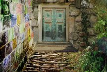 Doors & Doorways / Doors & Doorways / by Lilly Calandrello
