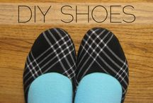 shoes / by Jodi Baird Jocole Patterns