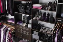 closets / by Donna Patterson