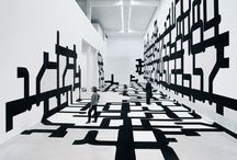 art & installation / by Amanda Liebe