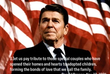 Presidential quotes on adoption / by Dave Thomas Foundation for Adoption