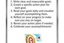 Goal Setting / by Michael Dunar
