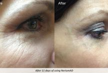NeriumAD Real Results / Third-party clinical trials show that NeriumAD dramatically reduces the appearance of: - Fine Lines and Wrinkles - Hyperpigmentation - Uneven Skin Texture -Enlarged Pores - Aging or Sun-Damaged Skin. Results average 20-40%.  For more info or to try this incredible product risk free, go to:  http://www.smcgilvray,nerium.com / by Sarena McGilvray