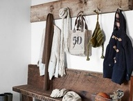 Reclaimed Wood Benches / by Reclaimed Wood, Inc.