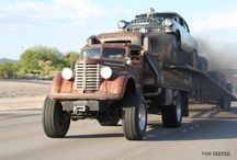 trucks and 4WDs / by Bret McDonald