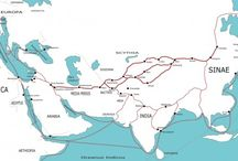 Silk Road and Central Asia / by Ancient History Encyclopedia