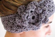 Crochet & Knit Headbands / by Ashley @ A Crafty House
