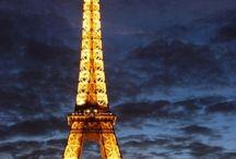 Paris ou bust / by Allison Scagliotti
