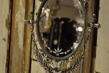 Mirrors / by Jimmy Ann Campbell