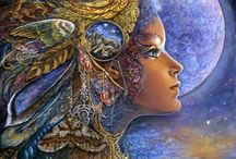 Goddesses and Gods / It's mainly Goddesses ,but there are some Gods. / by Athena Sky
