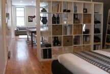 Studio apartment  / by Courtney Barr