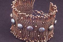 Add Amazing Wire Wrapped Jewelry Here / by Szarka - Magpie Gemstones