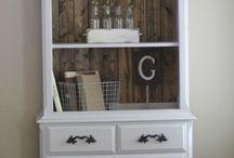 Home Decor - Furniture / by Peggie Sue Jackson
