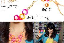 bijoux * jewelry   DIY  / accessoires - perles... / by Véronique Pixie