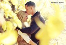 Engagement photo ideas / by Jordan Bondie