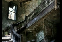 abandoned / by Kathleen Hathaway