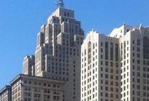 Detroit architecture / by Pure Detroit