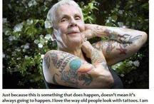 tattoo ideas / by Heather ;)