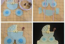 cake toppers / by Angie Williams