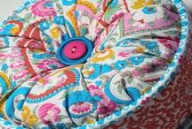 Pin Cushion Tutorials/Ideas / by AtlantaModQuiltGuild
