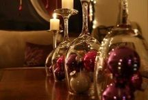 Christmas decorations / by Elisa Wilson