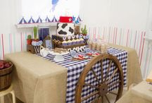 party ideas / by Brenda Webb