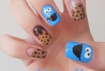 nails / by Rosanne Nicole Passarelli