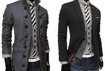 Men's Fashion Ideas / Fashion styles I like for me. / by August Wright
