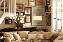 living room / by Tracey Wheeler