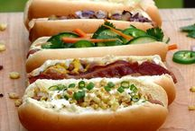 Hot diggidy dogs / by Liz Hunsaker
