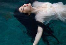 Under water / by Terri Pan