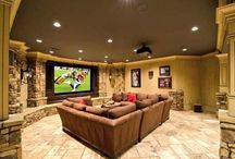 Texas man cave ideas / by Laura Story-Walther