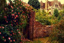 Houses in England / by Virginia Mestyanek