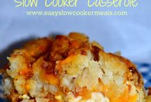 slow cooker / by Marie Nicola