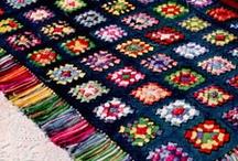 crocheting / by JOY JIANG