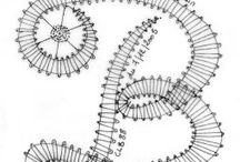 Kantklossen / Bobbin lace / by Betsy WolatelierDian