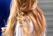 Hair  / by Ayse Sungar