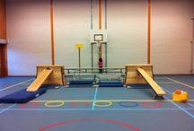 L.O. - beweging / lesidee lagere school: L.O. + beweging  / by daisy van assche